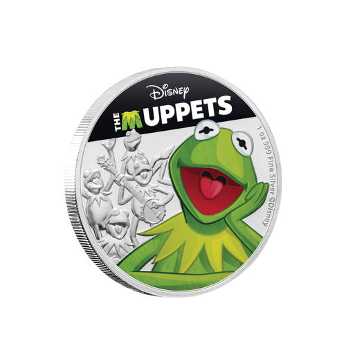Muppets hopearaha 2019