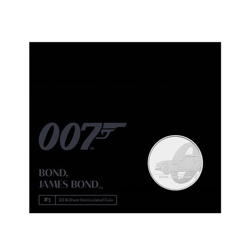 James Bond -raha 2020